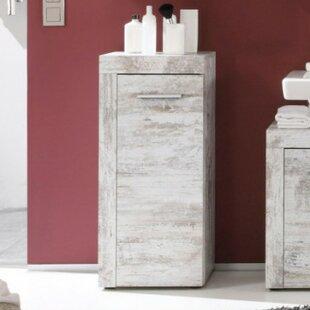 Partone 36 X 81cm Free-Standing Cabinet By Mercury Row