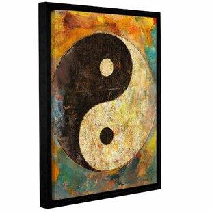Yin Yang Metal Wall Art Wayfair