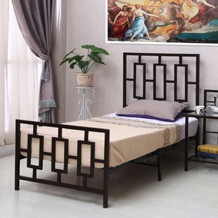 Price comparison Decorative Platform Bed by Hazelwood Home Reviews (2019) & Buyer's Guide