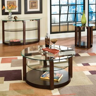Coronado 3 Piece Coffee Table Set