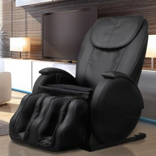 Hampton Edition Faux leather Zero Gravity Massage Chair by Dynamic Massage Chairs