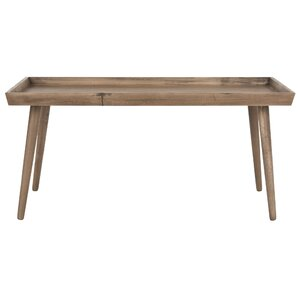 Bulger Coffee Table with Tray Top by Mercury Row
