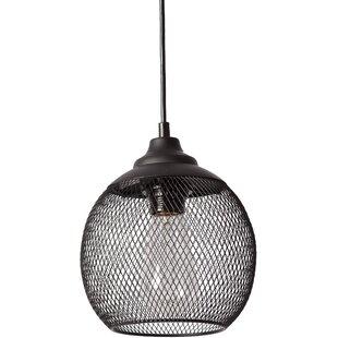 Greyleigh Russellville 1-Light LED Globe Pendant