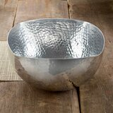 Hammered Serving Piece Wayfair