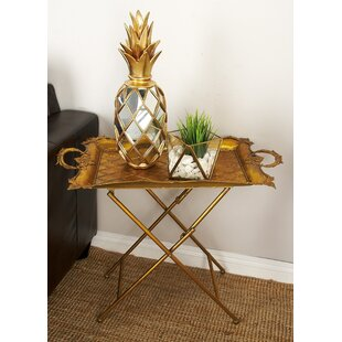Metal Tray Table by Cole & Grey