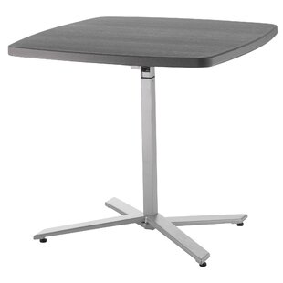 Top Reviews Adjustable Pub Table By National Public Seating