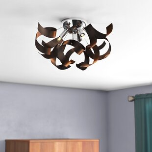 Collier 4-Light Flush Mount