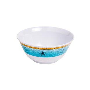 20 oz. Melamine Offshore Non-skid Soup/Cereal Bowl (Set of 4)