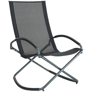 Nayla Rocking Chair By Sol 72 Outdoor
