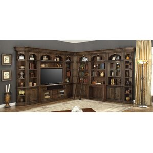 MacArthur L-Wall Entertainment Center by Wor..