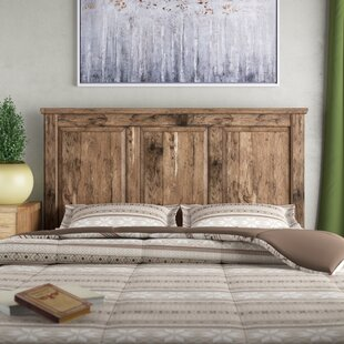 Purchase Petersfield Panel Headboard by Three Posts