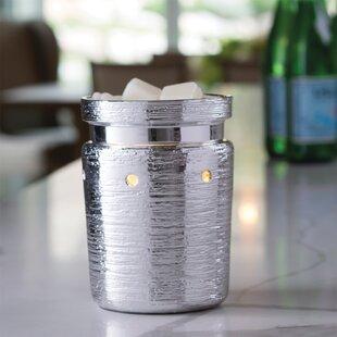 Brushed Illumination Fragrance Wax Warmer