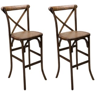 Best Dunamoy 29 Bar Stool (Set of 2) By Gracie Oaks