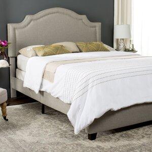 Berkshire Upholstered Panel Bed
