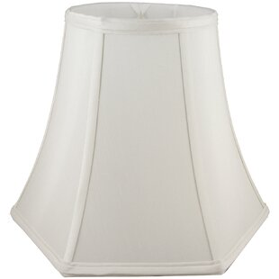 8 Faux Silk Bell Lamp Shade