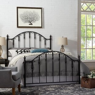 Gerard Slat Headboard and Footboard by August Grove