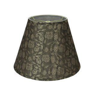 Comparison Transitional 13 Fabric Empire Lamp Shade By Winston Porter