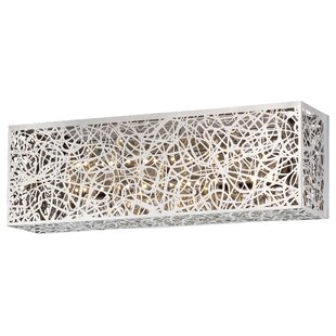 Willa Arlo Interiors Brooklington 1-Light LED Bath Bar