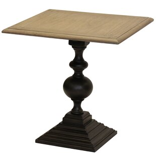 Ehrhardt Square Top End Table