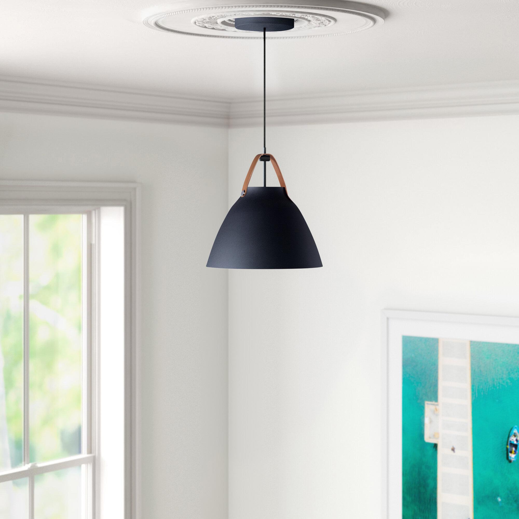 Faust 1 Light Single Dome Pendant Reviews Allmodern