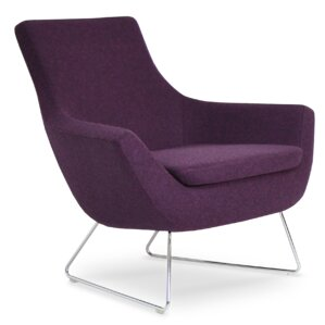 Rebecca Wire Lounge Chair by sohoConcept