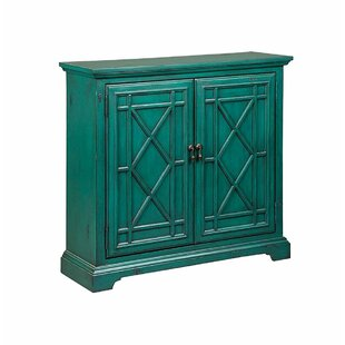 Stathelle 2 Door Accent Cabinet by World Menagerie
