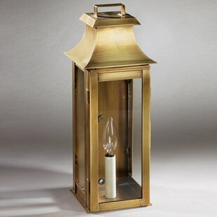 Best Price Concord 1-Light Outdoor Flush Mount By Northeast Lantern