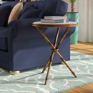 Deonte End Table by Mistana