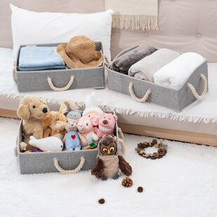 Fabric Box (Set of 3)