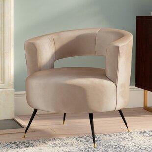 Nila Barrel Chair by Willa Arlo Interiors