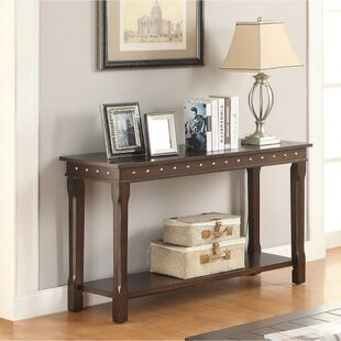 Rumbaugh Rectangular Console Table