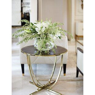 Inexpensive Jet Set End Table By Bernhardt
