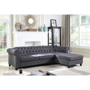 Ophelia & Co. Crelake Sectional