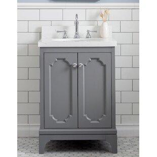 Affordable Price Kylan 24 Single Bathroom Vanity Set with Mirror ByAlcott Hill
