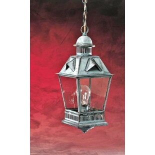 900 Series1-Light Outdoor Hanging Lantern by Brass Traditions Sale
