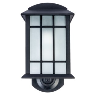 Best Reviews Maximus 1-Light Outdoor Wall Lantern By Jiawei Technology