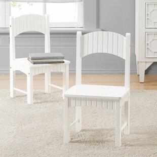 Yvette Kids Chair (Set of 2) by Viv   Rae