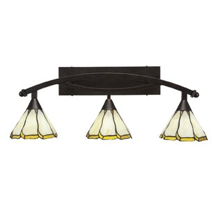 Astoria Grand Austinburg 3-Light 100W Vanity Light