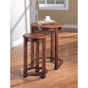Lang 2 Piece Nesting Tables by Bayou Breeze