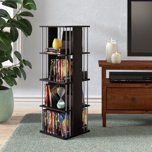 216 CD Multimedia Revolving Tower By Rebrilliant