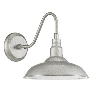 Packer 1-Light Outdoor Sconce