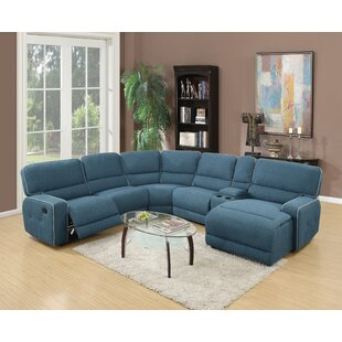 Adeliza Home Theater Reclining Sectional by Red Barrel Studio
