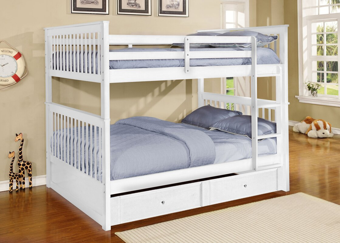 laguna bed carmel full bunk beds over product gardner twin furniture at from white