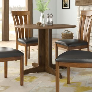Cristobal Drop Leaf Dining Table by Loon Peak Comparison