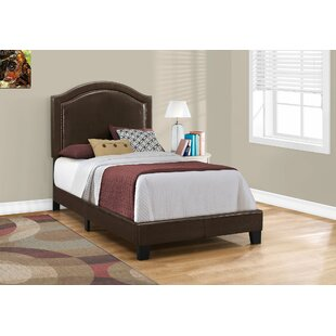 Larose Upholstered Panel Bed by Charlton Home Best Choices
