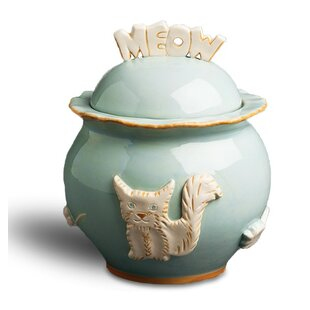 Cottage Pet Treat Jar