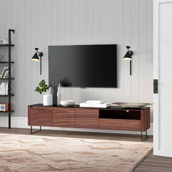 Alcott Hill Michaelis Tv Stand For Tvs Up To 65 Wayfair