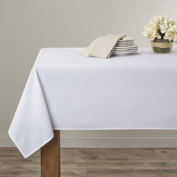 Violet Linen Solid Liner Tablecloth U0026 Reviews | Wayfair