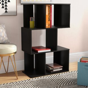 Artiaga Geometric Bookcase by Ebern Designs