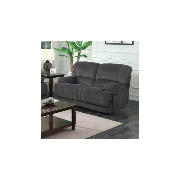 Groovy Emily Reclining Loveseat Pabps2019 Chair Design Images Pabps2019Com
